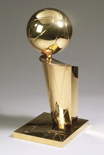 Larry O'Brien Championship Trophy | Basketball Wiki ...