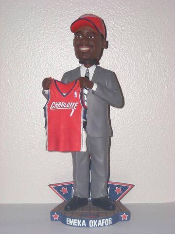 File:EMEKA OKAFOR Bobblehead Draft Day Bobcats Bobble NBA 04.JPG
