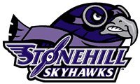 File:Stonehill Skyhawks logo.jpg