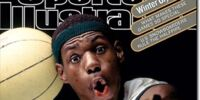 LeBron James/Magazine Covers
