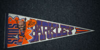 Charles Barkley/Pennants