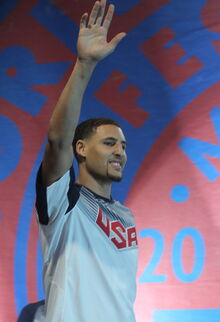 20140814 World Basketball Festival Klay Thompson (cropped)