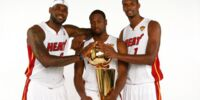 Miami Heat Big Three