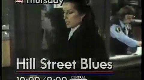 Hill Street Blues promo 1982