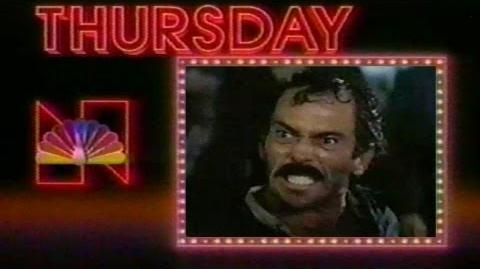Night Court, All is Forgiven & Hill Street Blues Promo (1985)