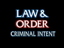 L&o criminal intent