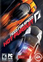 Need for Speed Hot Pursuit 2010 cover