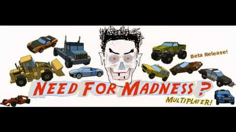 Need for Madness Multiplayer (Website) - Music Select your Car, Select Stage