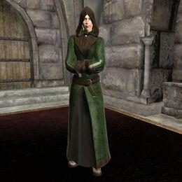 Novice Robe Female