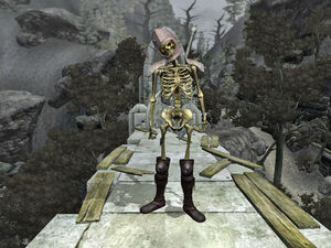 Dark Skeleton01