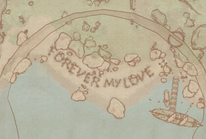 Forever my love map