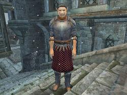 Guard Marius
