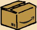 Shopping Box Amazon Kindle