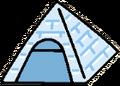 Tent blizzard