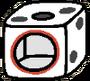 Cube dice