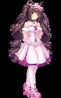 Chocola casual dress2