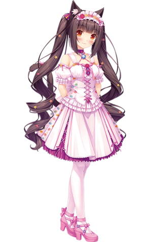 File:Chocola casual dress2.png
