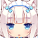 NEKOPARA Vol 1 Emoticon vanilla