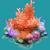COR Red Christmas Tree Coral