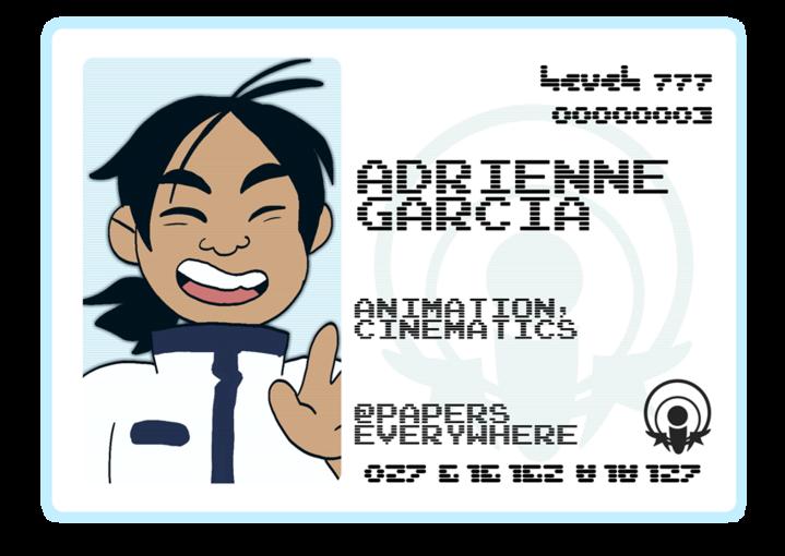 Adrienne Garcia profile card