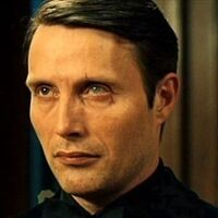 Le Chiffre by Mads Mikkelsen