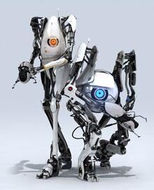 ATLAS and P-Body Portal 2
