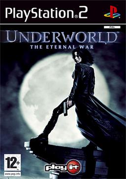 Underworld - The Eternal War Coverart
