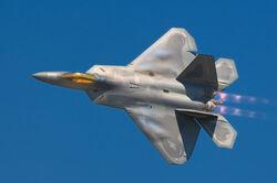 Lockheed Martin F-22A Raptor JSOH