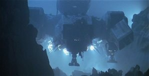 Nostromo in Alien