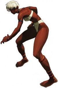Elena Street Fighter