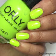 Thrill Seeker nail polish by ORLY 2