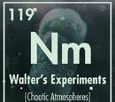 Walter's Experiments