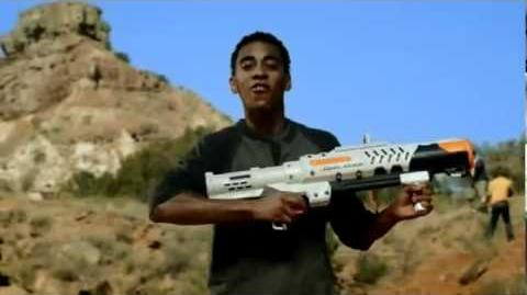 Nerf 2011 Commercial - Nerf Super Soaker Hydro Cannon