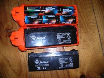 Voltage Modd