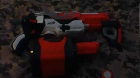 Cckuczerkidss' Nerf Vortex LEAKED Pyragon video
