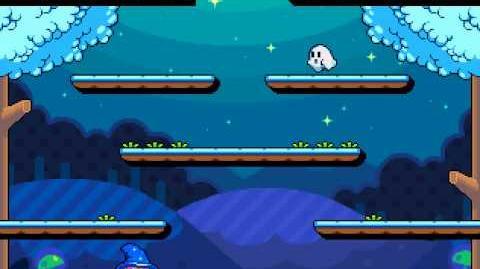 Drop Wizard (browser version) level 13