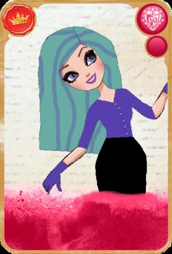 Coraline Hatter Card