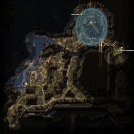 Nashing of Teeth Quest Map