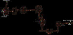 Map Hall of Justice Vaults