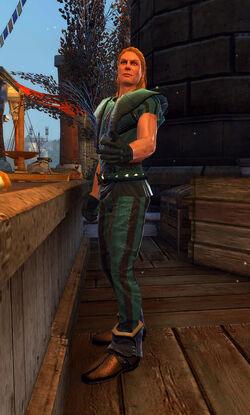 Miles Brome - Reward Claims Agent