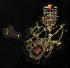 Rags to Riches Quest Map