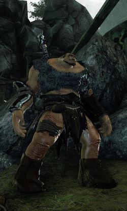 Orc Savage