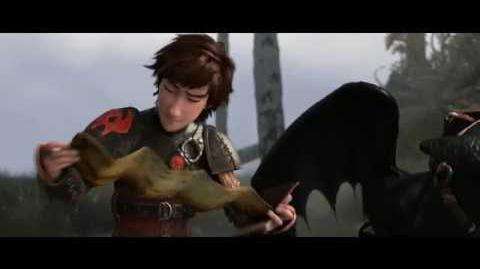 """HOW TO TRAIN YOUR DRAGON 2 - """"Itchy Armpit"""" Clip"""