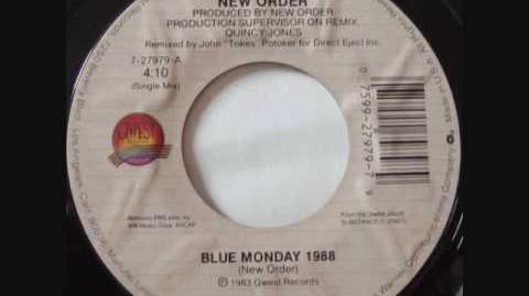 New Order- Blue Monday 1988