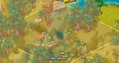 Stone bridge new