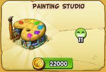 Painting Studio new