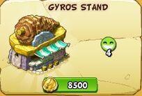 Gyros Stand