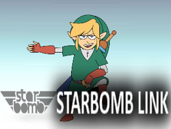 Starbomb Link Character Portrait