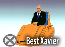 Best Xavier Character Stand