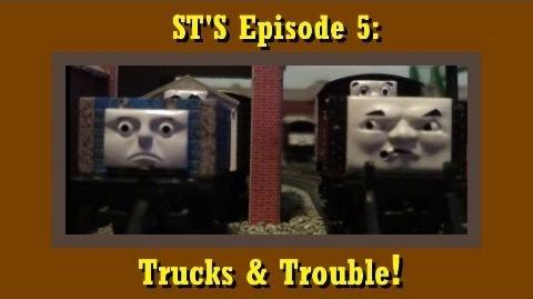 Sodor's Tales Ep5 Trucks & Trouble!